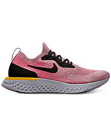 Nike Women's Epic React Flyknit Running Sneakers from Finish Line