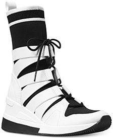 MICHAEL Michael Kors Beckett Sneaker Booties