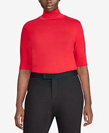 Lauren Ralph Lauren Plus Size Turtleneck Sweater