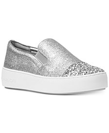 MICHAEL Michael Kors Tia Slip-On Sneakers