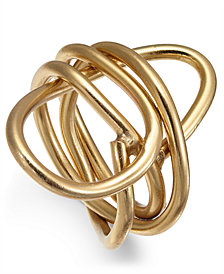 Thirty One Bits Coil Wrap Ring from The Workshop at Macy's