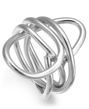 Image of Thirty One Bits Coil Wrap Ring from The Workshop at Macy's