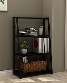 Urban Living Foldable Bookcase