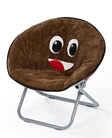 Emoji Pals Saucer Chair