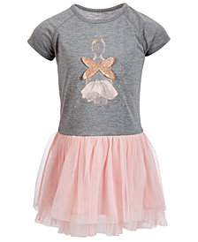 Epic Threads Little Girls Ballet Tutu Dress, Created for Macy's