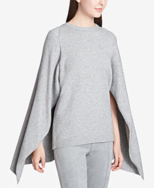 Calvin Klein Sweater Cape