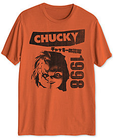 Bride of Chucky Men's Graphic T-Shirt