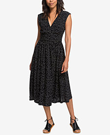 Roxy Juniors' Printed Midi Dress