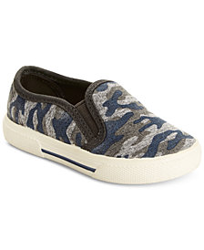 Carter's Toddler & Little Boys Damon Printed Slip-On Sneakers