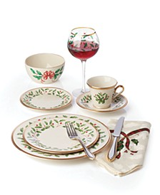 Dinnerware Holiday Collection