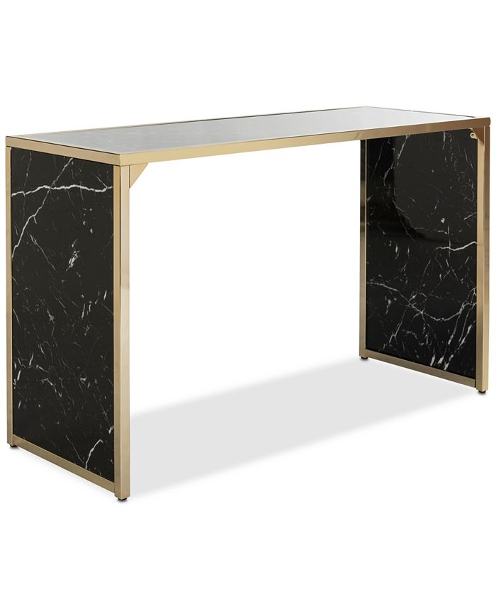 Safavieh - Kylie Console Table, Quick Ship