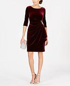 Alex Evenings Petite Dresses For Women Macys