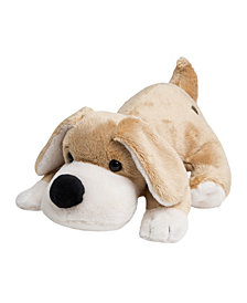 FAO Schwarz Toy Plush Dog Patrick the Pup 9inch