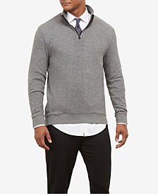 Kenneth Cole.Comfort Knit Sweatshirt