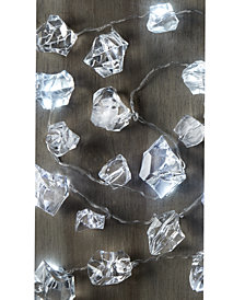 Studio Mercantile LED Micro Ice Chips 10ft String Lights