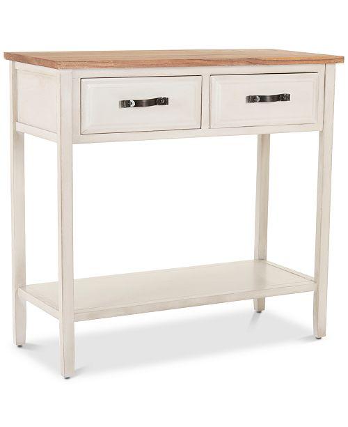 Furniture Carol Console, Quick Ship