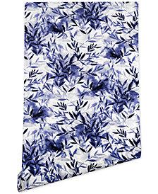 Deny Designs Jacqueline Maldonado Changes Indigo Wallpaper
