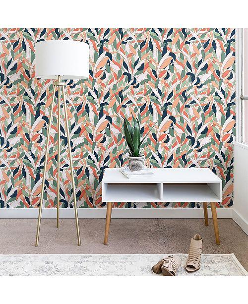 Deny Designs Gabriela Fuente Tropical 2'x4' Wallpaper