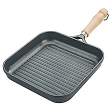 "Tradition 10"" Cast Aluminum Square Grill Pan"