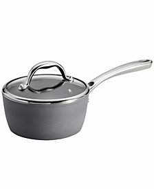 Tramontina Gourmet Slate Gray 3 Quart Sauce Pan