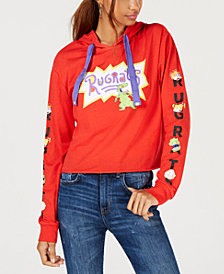 Love Tribe Juniors' Rugrats Graphic Hoodie