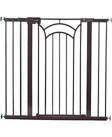 Safety 1¿¿® Easy Install Décor Tall & Wide Gate