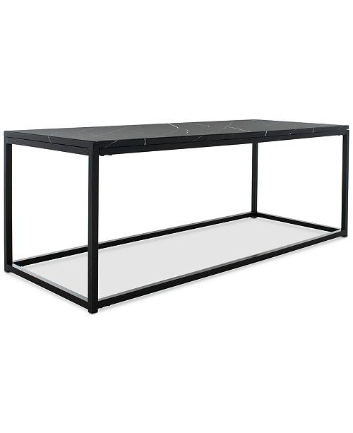 Furniture Baize Coffee Table, Quick Ship