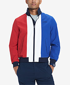 Tommy Hilfiger Men's Colorblocked Jacket, Created for Macy's