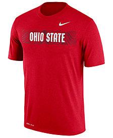Nike Men's Ohio State Buckeyes Legend Staff Sideline T-Shirt
