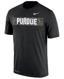 Nike Men's Purdue Boilermakers Legend Staff Sideline T-Shirt