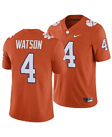 Nike Men's Deshaun Watson Clemson Tigers Player Game Jersey