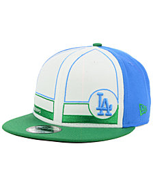 New Era Los Angeles Dodgers Topps 1983 9FIFTY Snapback Cap