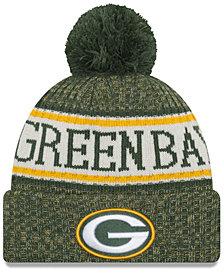 New Era Green Bay Packers Sport Knit Hat