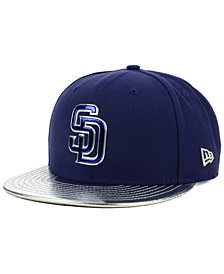 New Era San Diego Padres Topps 9FIFTY Snapback Cap