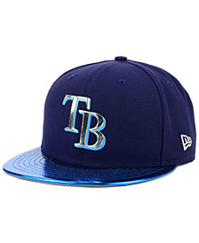 New Era Tampa Bay Rays Topps 9FIFTY Snapback Cap