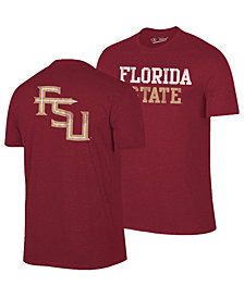 Retro Brand Men's Florida State Seminoles Team Stacked Dual Blend T-Shirt