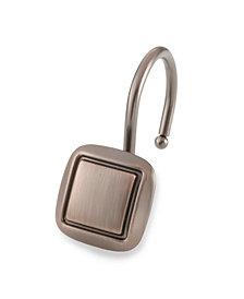 Shower Hooks - Square - Oil Rubbed Bronze