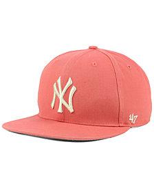 '47 Brand New York Yankees Island Snapback Cap