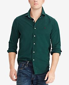 Polo Ralph Lauren Men's Big & Tall Classic-Fit Oxford Shirt