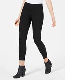Maison Jules Mid-Rise Stretch Ankle Pant, Created for Macy's