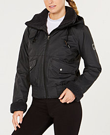 Columbia Fleece-Lined Beacon Brooke™ Bomber Jacket