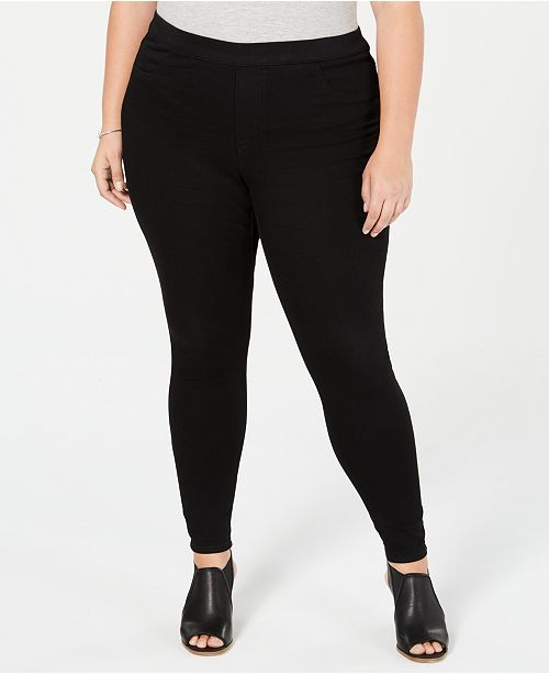 00caab09d5b4e Style & Co Plus Size Jeggings, Created for Macy's & Reviews - Jeans ...