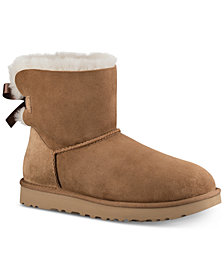 UGG® Women's Mini Bailey Bow II Boots