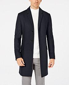 Hugo Boss Men's Slim-Fit Overcoat