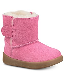 UGG® Baby Girls Keelan Booties