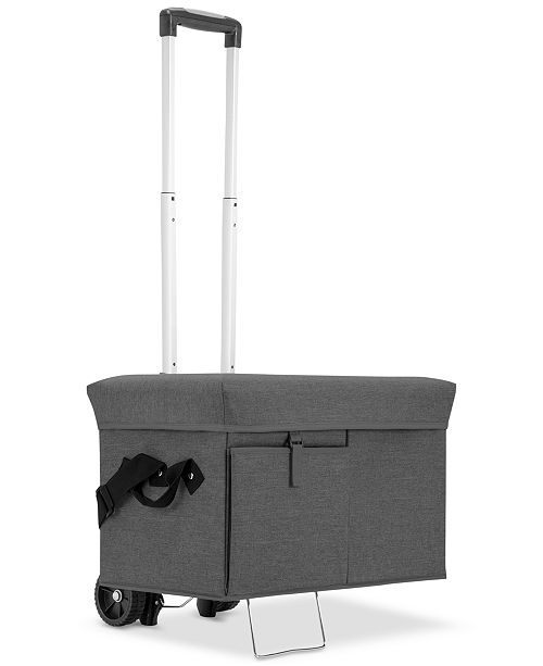 Picnic Time Oniva™ by Ottoman Portable Cooler with Trolley