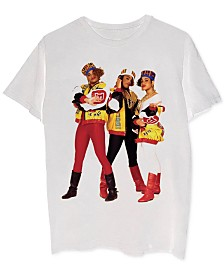 Salt-N-Pepa Men's Graphic T-Shirt