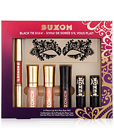 Buxom Cosmetics 7-Pc. Black Tie Tease Set