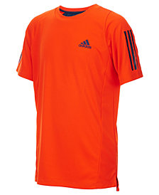 adidas Big Boys Motivate Graphic-Print T-Shirt