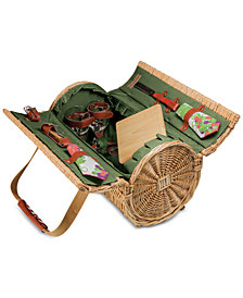 Picnic Time Verona Wine & Cheese Picnic Basket